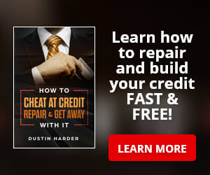 How To Cheat At Credit Repair & Get Away With It 1